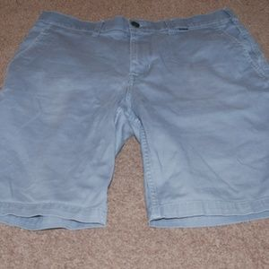 Hurley Gray Flat Shorts